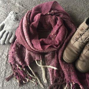 Rectangular Blanket Scarf